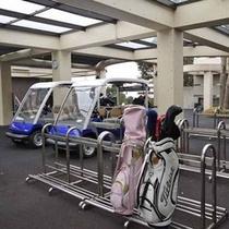 ゴルフ一例