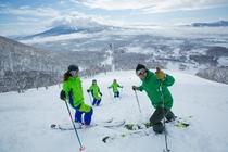 インターナショナルなスキースクール