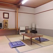 *【部屋/和室一例】心地よいゆったりとした時間の中でごゆっくりとお過ごしください。