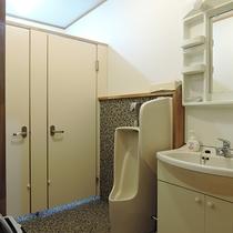 *【設備/共同トイレ】トイレは常に清潔を保っております。