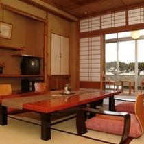 【標準客室(10〜12畳)】 一例