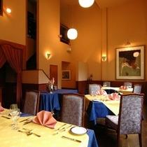 ◇併設のフレンチレストラン≪Lapis Lazuli≫