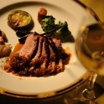 フレンチレストラン【ラピスラズリ】 お肉料理とワイン