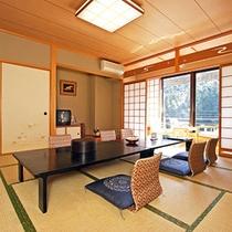 ■「本館」和室10畳または12畳