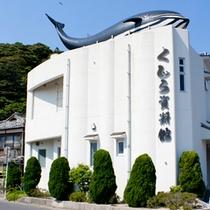 くじら資料館(湯本温泉から車で35分)