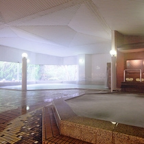 ■大浴場「ゆうなぎ」