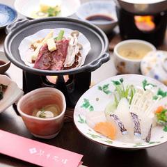 日本庭園を愉しむ悠々昼膳プラン