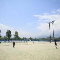周辺施設 テニスコート