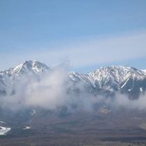 *周辺/八ヶ岳の風景