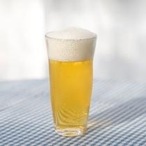 生ビール付プラン(お手軽夕食プランにて実施)
