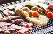 BBQ styokuzai