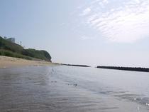 東風泊ビーチ