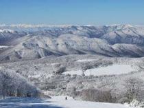 白樺高原国際山頂