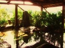 大露天風呂松の湯