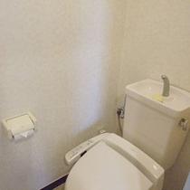 和室はトイレ・バスがセパレート