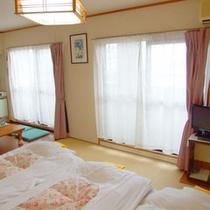 【和室②】和室ならではの温かみがあります。