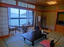 【306号室】 12畳/海側客室/バス・トイレ付