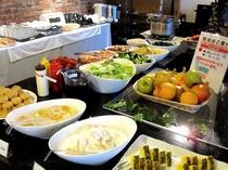 ■朝食:女性に大人気のライトミールも御座います