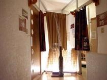 ■温泉:2種類の貸切浴場は無料で予約可能!