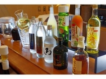 ■夕食:ソフトドリンク&アルコール飲み放題メニューは90分飲み放題♪