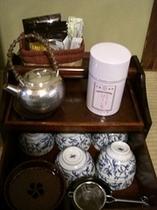 お茶のセット