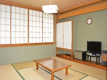 別館和室8畳一例