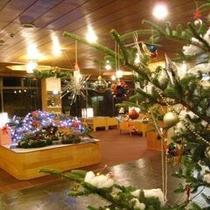 ◇クリスマス時期のロビー近辺