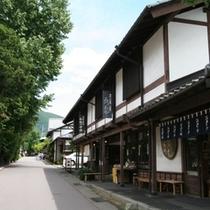 ◆街歩きが楽しい小布施