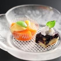 ◆季節のデザート 一例