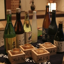 ◆日本酒一例