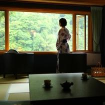 ◆207号室 窓の向こうには絶景が