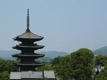 八坂の塔(初夏)