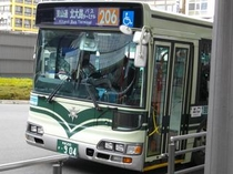 市バス206系統