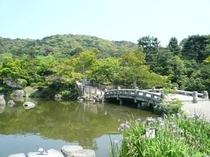 【丸山公園】当宿から徒歩15分程