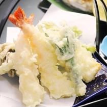 片品産 まいたけの天ぷら