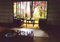 客室から見る絶景