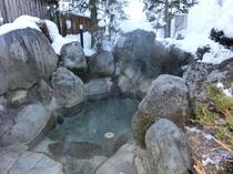 雪見露天風呂3