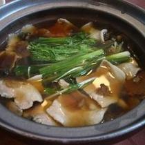 秋のきのこ鍋