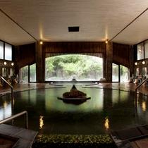 大浴場 「石の湯」