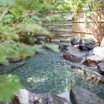 大浴場 「石の湯 露天風呂」
