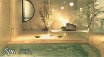ラドン温泉大浴場