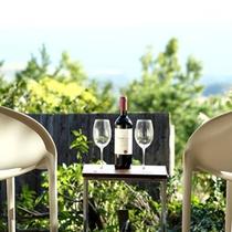【杏】ワインが欲しくなる景色です