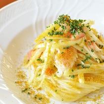 サラカリーナ/パスタ料理一例