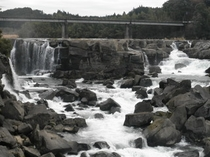 伊佐市曾木の滝