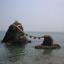 夫婦岩(二見)