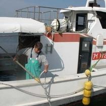 漁師体験プラン