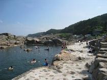 海水プール2