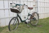 電動アシスト付自転車あります。1000円/1日です