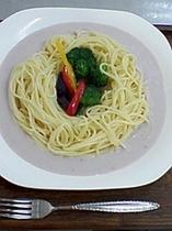 紅芋クリームパスタ【セットメニュー】