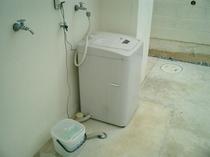 洗濯機(共用、洗剤常備)